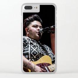 Mojo Juju_01 Clear iPhone Case
