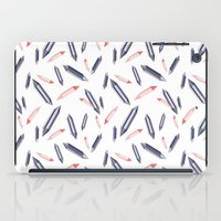 crystals iPad Cases featuring Crystals by Станислава Коробкова