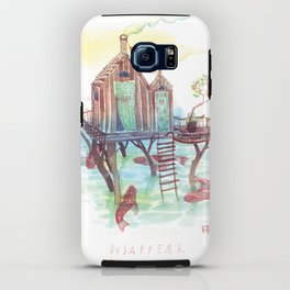A While iPhone Case