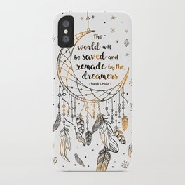 Saved and Remade iPhone Case