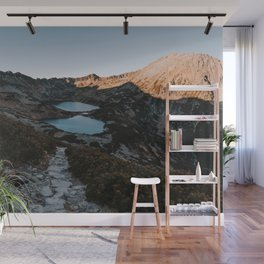 Mountain Ponds - Landscape and Nature Photography Wall Mural