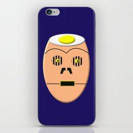 Eggy 3PO iPhone Skin