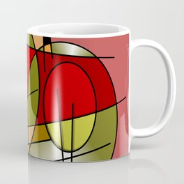 Abstract #48 Coffee Mug