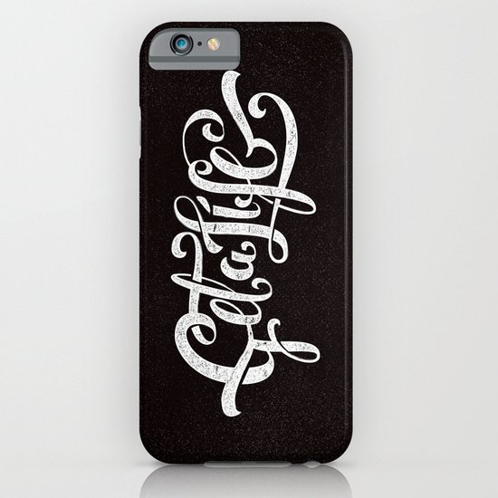Get a Life iPhone & iPod Case