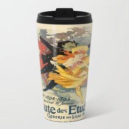 Vintage poster - Redoute des Etudiants Travel Mug