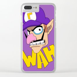WAH! Clear iPhone Case