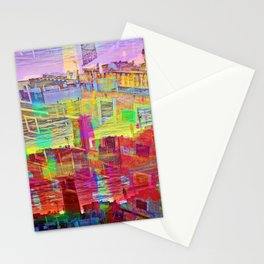 to demonstrate any point other than nothing intact Stationery Cards