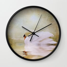 Sanctuary Within Wall Clock
