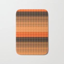 4 Abstract geometric pattern Bath Mat
