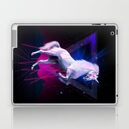 The last laser unicorn Laptop & iPad Skin