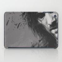 aragorn iPad Cases featuring Aragorn by Alba Palacio
