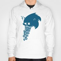 sonic Hoodies featuring Sonic by La Manette
