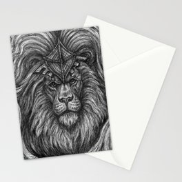 Lion Guardian Stationery Cards