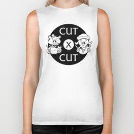 Cut X Cut Podcast Biker Tank