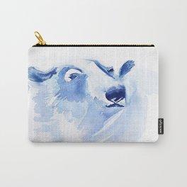 bear polar Carry-All Pouch