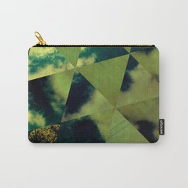 Partly Cloudy Skies Carry-All Pouch