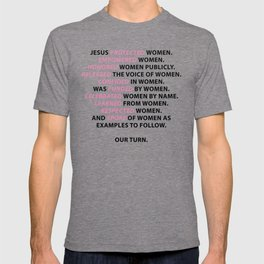 JESUS PROTECTED WOMEN T-shirt