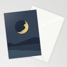 Cat Landscape 89 Stationery Cards