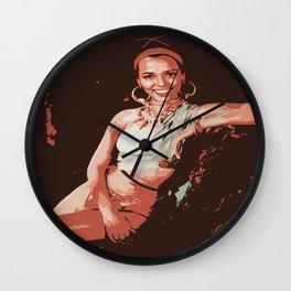 dorothy dandridge. Wall Clock