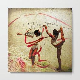 little girl dreams #5 Metal Print