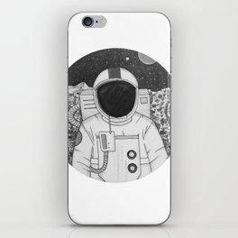 Spaceman Roy iPhone Skin