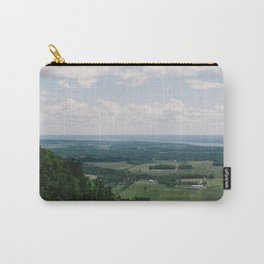 Canadian Mountain Lookout Carry-All Pouch