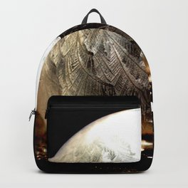 Bubble Frozen in Time Backpack