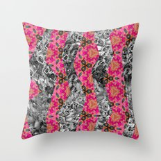 Geometric Spring Throw Pillow