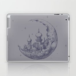 Arabian Crescent Laptop & iPad Skin