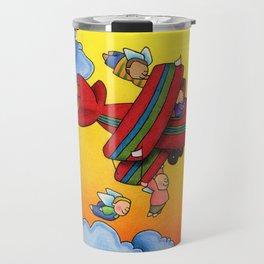 Angel Flight Travel Mug