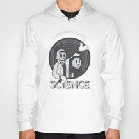 Hoodies featuring A HUNDRED YEARS SCIENCE by andbloom