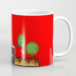 Deplorables are Lemmings Coffee Mug