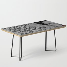 Paint My Own Reality Quote | Frida Kahlo Coffee Table