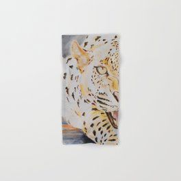 'WILD CAT' Hand & Bath Towel