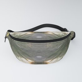 Double Spiked Fanny Pack