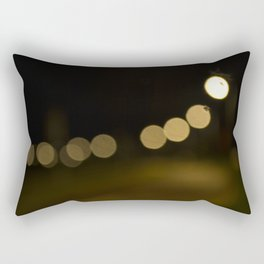 Blur (1) Rectangular Pillow