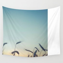 Summer of Straw Wall Tapestry