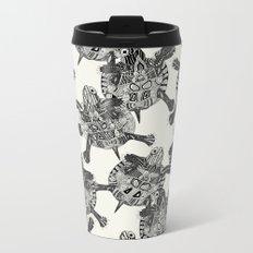 turtle party Metal Travel Mug
