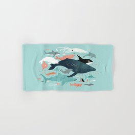 Under the Sea Menagerie Hand & Bath Towel