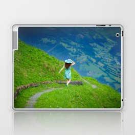 Happy moments in Austria Laptop & iPad Skin