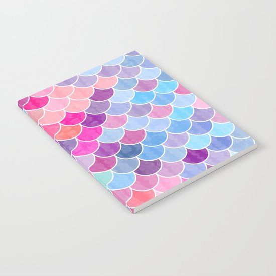 Watercolor Lovely Pattern VIV Notebook