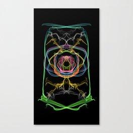 Xenon Canvas Print