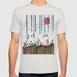Flying Horses T-shirt