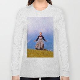 Julie Andrews, Sound of Music Long Sleeve T-shirt