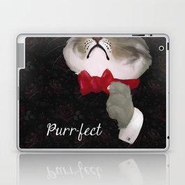 The Purr-fect Attire Laptop & iPad Skin