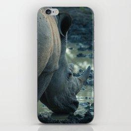 Thirsty Rhino iPhone Skin