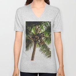 Coconut Bounty Unisex V-Neck