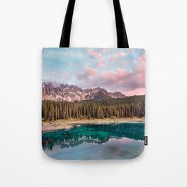 South Tyrol, Italy #society6 #decor #buyart Tote Bag