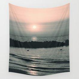 Sunset Ocean Bliss #4 #nature #art #society6 Wall Tapestry