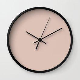 SOFT PINK XV Wall Clock